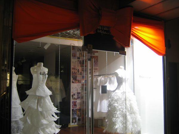 biche de bere mariage lyon création de robe sur mesure