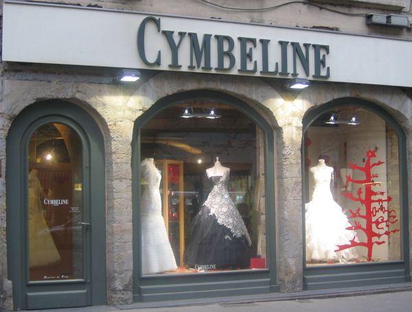 robe de mariee cymbeline
