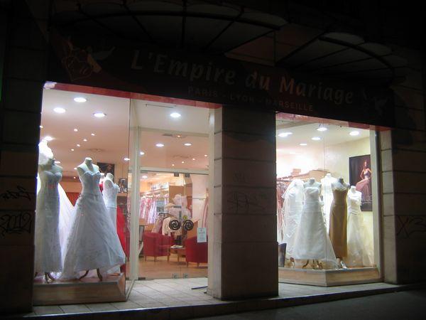 robe de mariée lyon empire du mariage